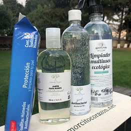 AmorcitoCorazon Kit Sanitizante